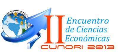 Logo II encuentro ciencias economicas