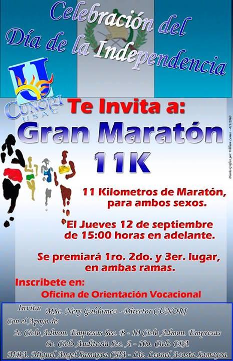 maraton 11k