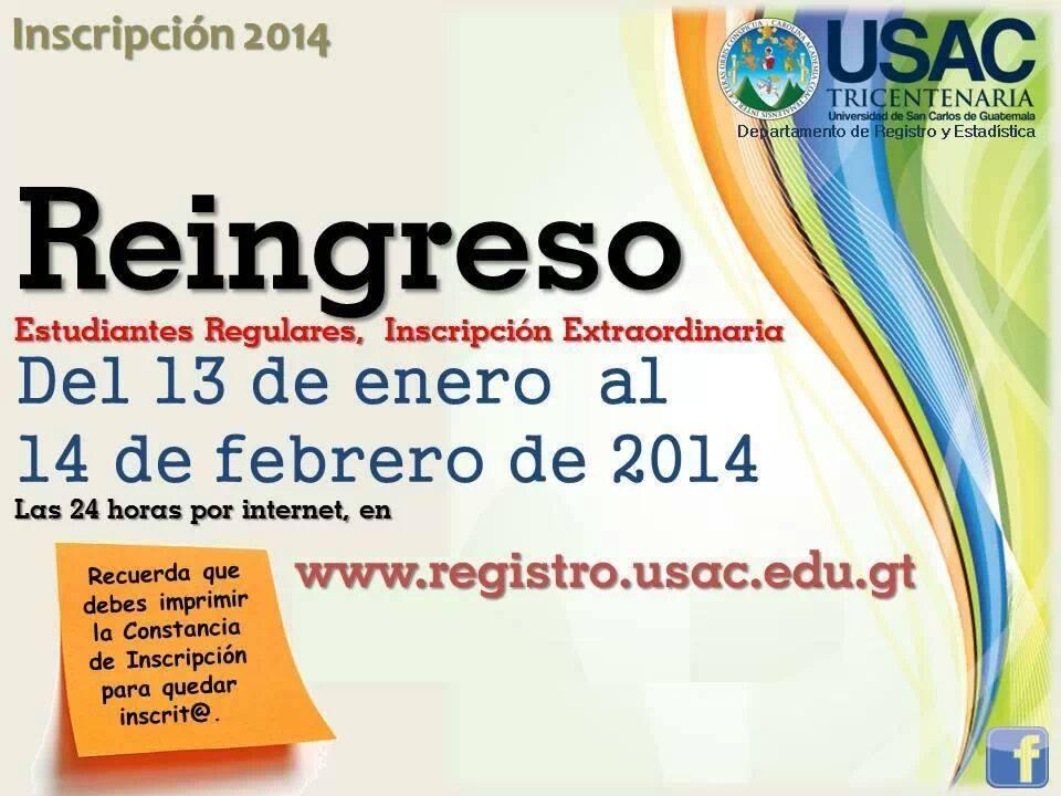 calendarioReingresoextra2014